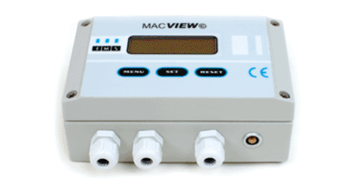 Macview Particles Environmental Monitoring Systems