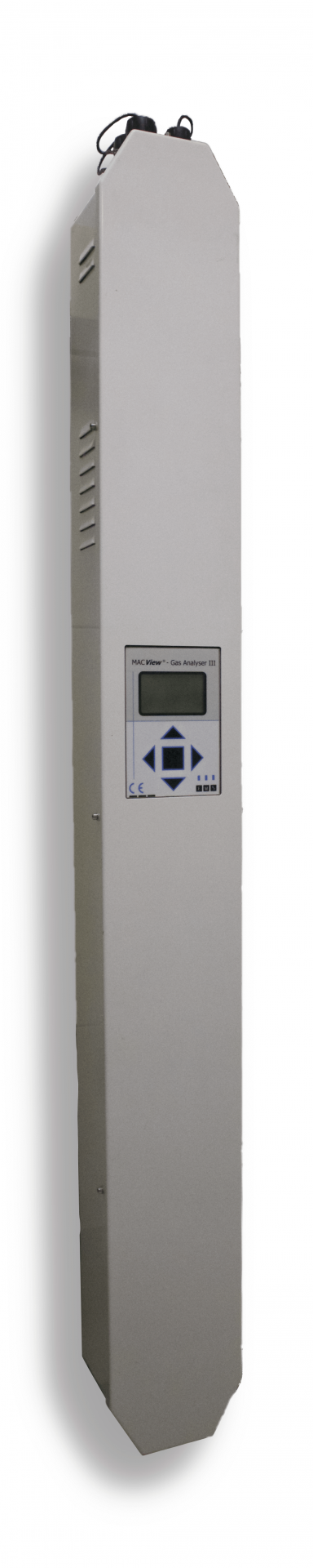 Macview Greenhouse Gas Analyser Environmental Monitoring