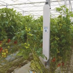 MacView Greenhouse Gas Analyser for Tomato Growers